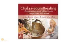 hess-klangkonzepte - CD: Chakra-Soundhealing , Verlag Peter Hess