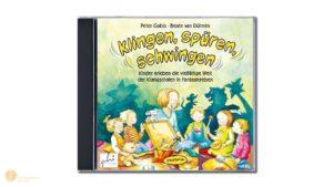hess-klangkonzepte - CD: Klingen, spüren, schwingen ,Beate von Dülmen, Ökotopia Verlag