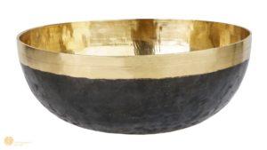 hess-klangkonzepte - Peter Hess® Bengali-Klangschale-150s, Silber Qualität