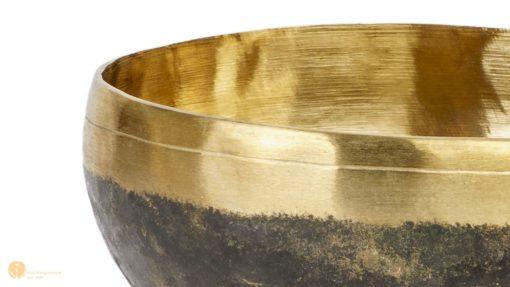 hess-klangkonzepte - Peter Hess® Bengali-Klangschale-45s, Silber Qualität