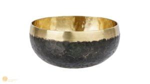 hess-klangkonzepte - Peter Hess® Bengali-Klangschale-70s, Silber - Qualität