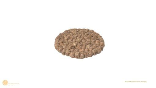 hess-klangkonzepte - Filzuntersetzer